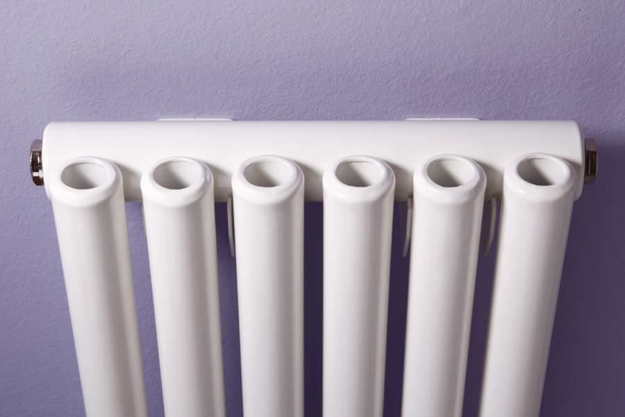 Picture of a designer central heating radiator